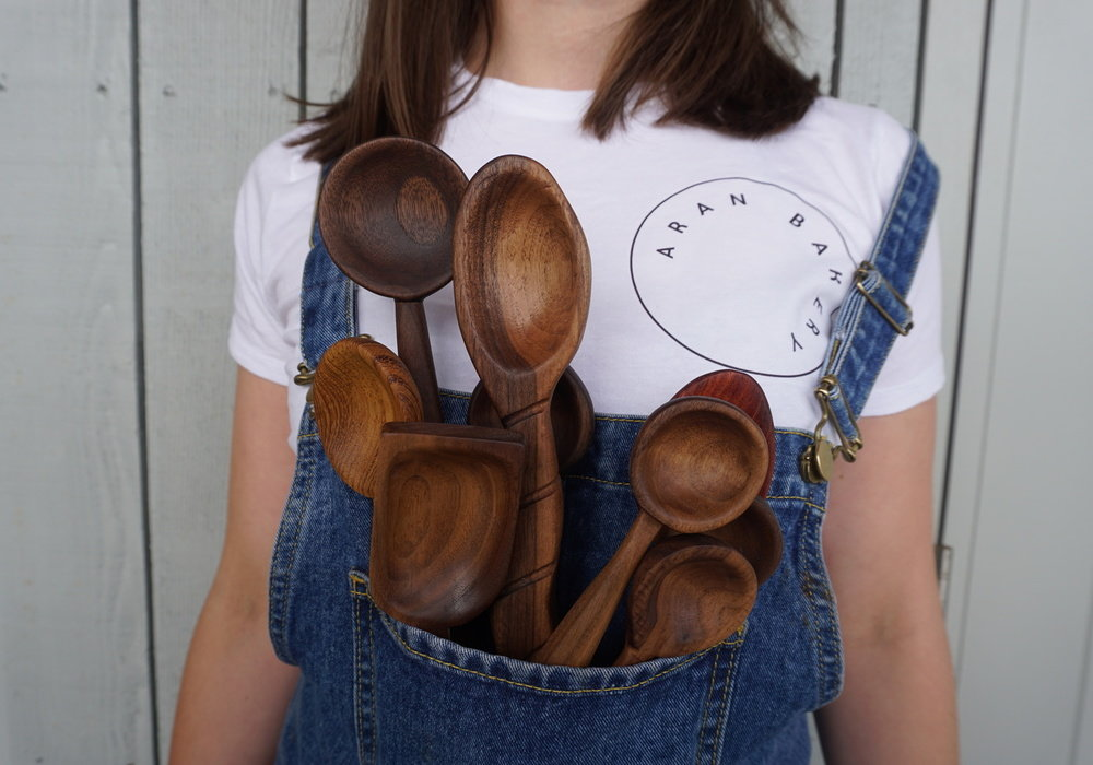 Spoon Carving, with Louise Forbes, 10th May