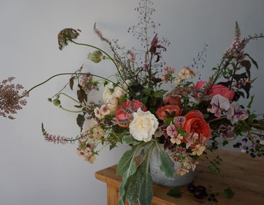 Flowers by Pyrus Botanicals